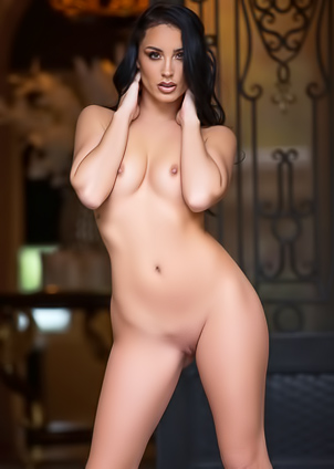 Kendra Cantara in Front Door Strip